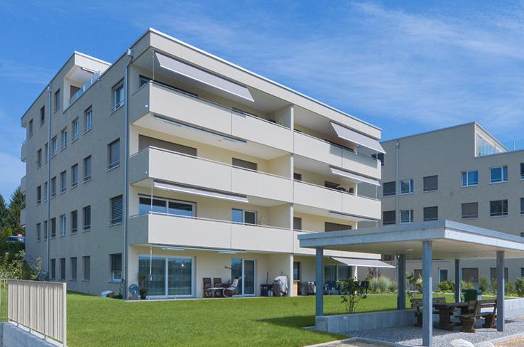 Wohnung 19, EG, Löwenpark