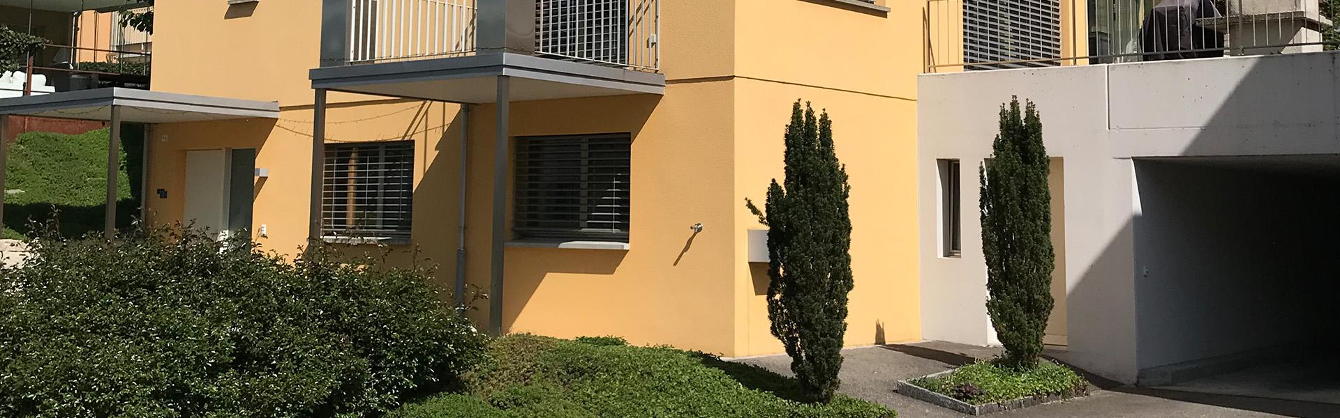 Haus Nr. 9, Breitackerstrasse 3